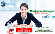 Business Analyst Course in USA