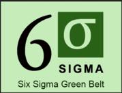SIX SIGMA  GREEN BELT TRAINING IN ATLANTA